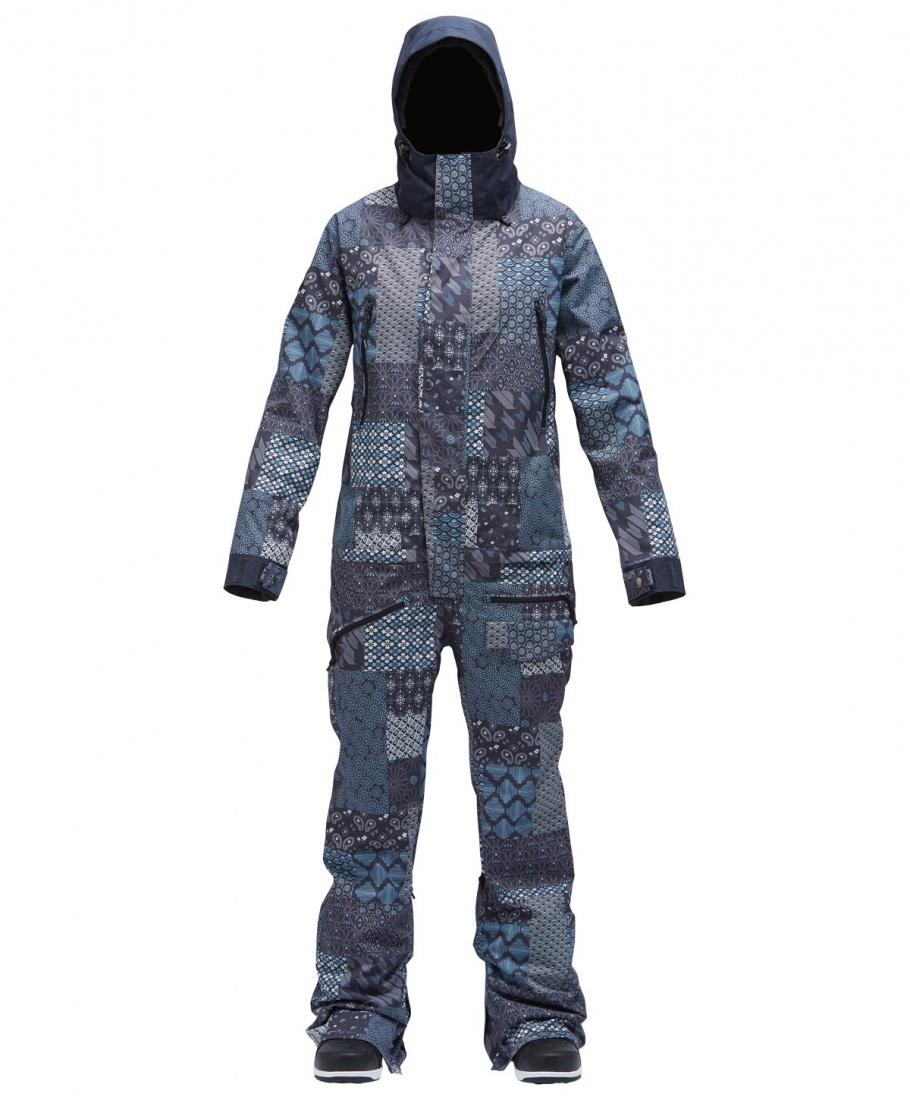 Комбинезон WOMEN'S FREEDOM SUIT Серый