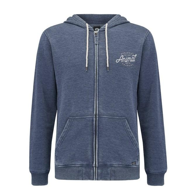 Толстовка FULL ZIP HOODY Синяя