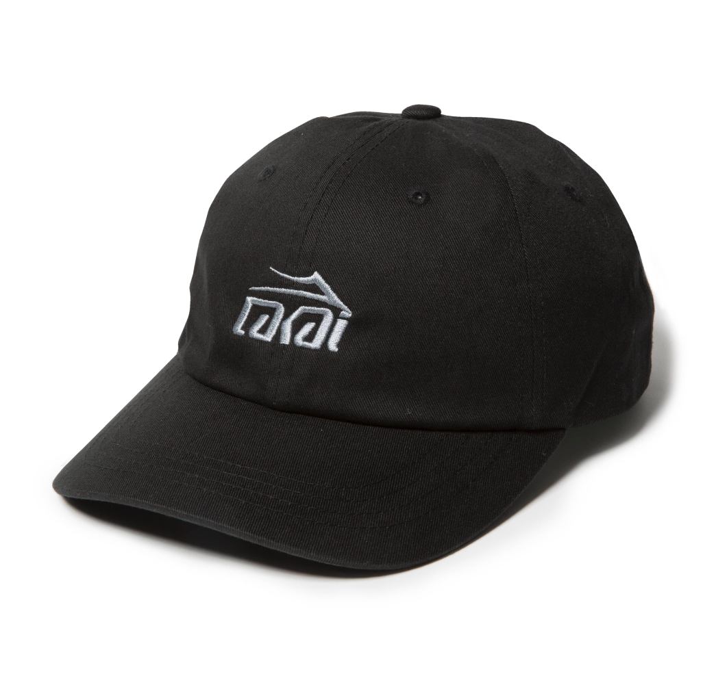 Кепка Logo Dad Hat Черная