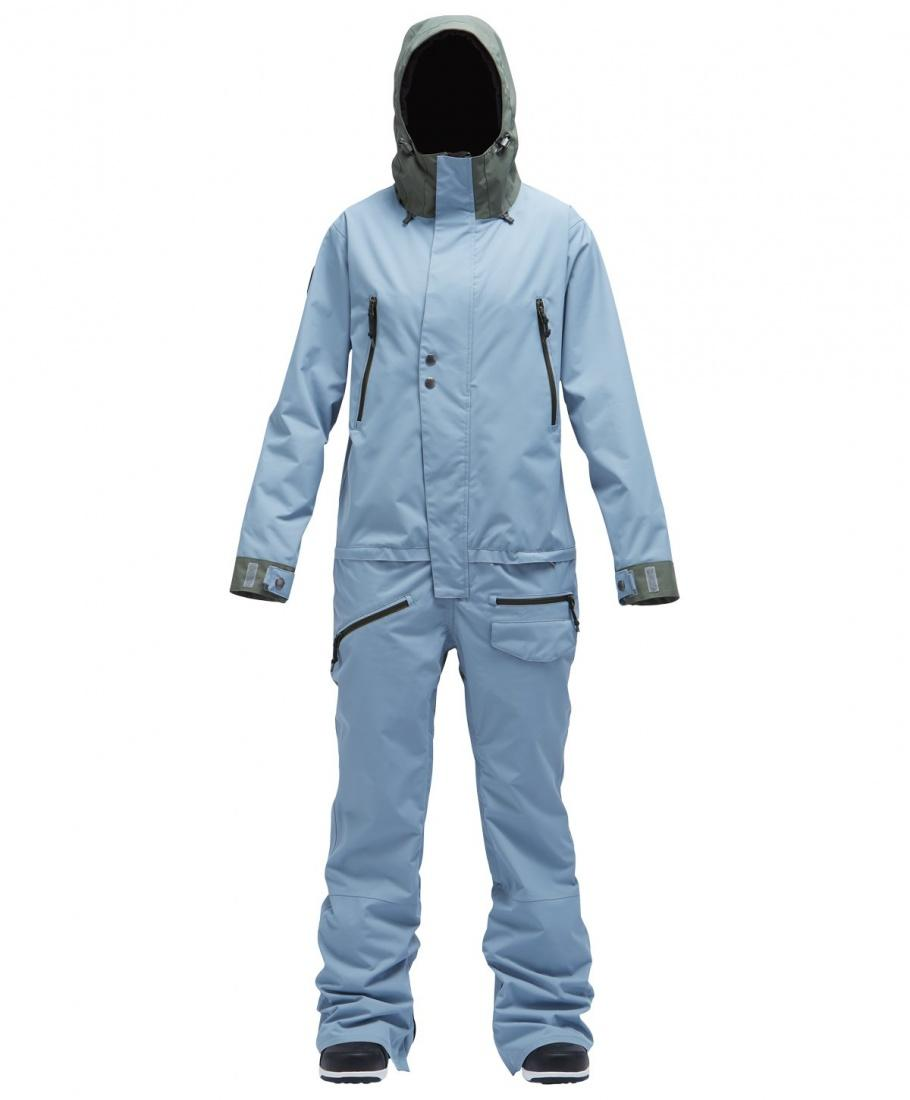 Комбинезон WOMEN'S FREEDOM SUIT Голубый